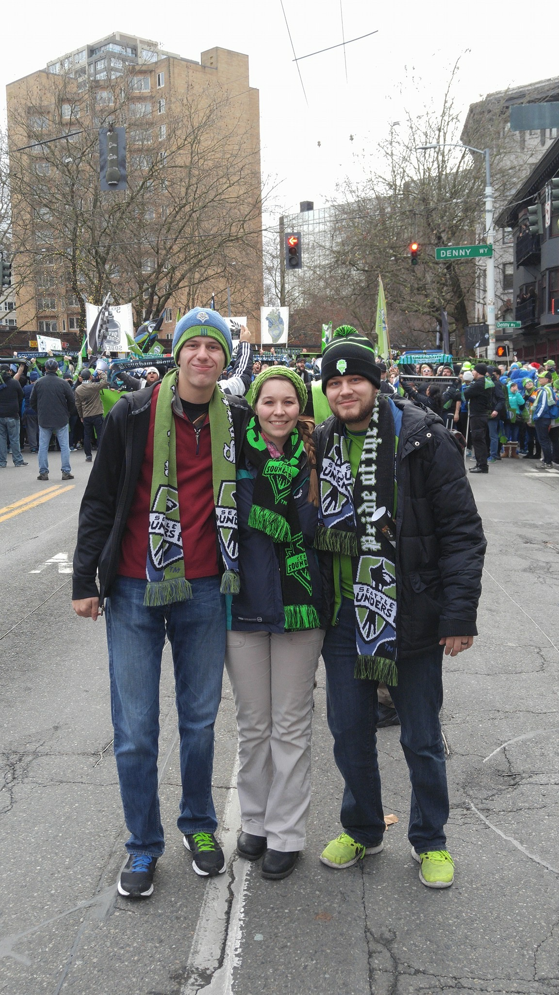 Chris, Alysia & Kray