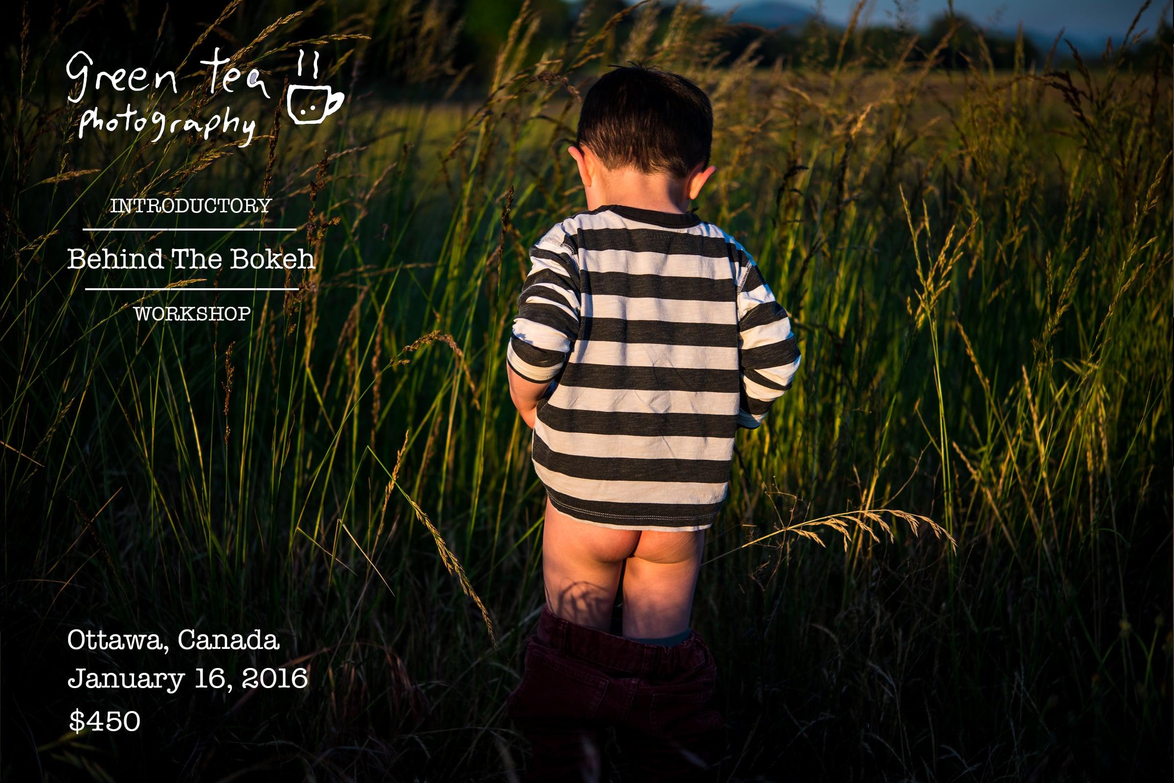 Ottawa Photography Workshop