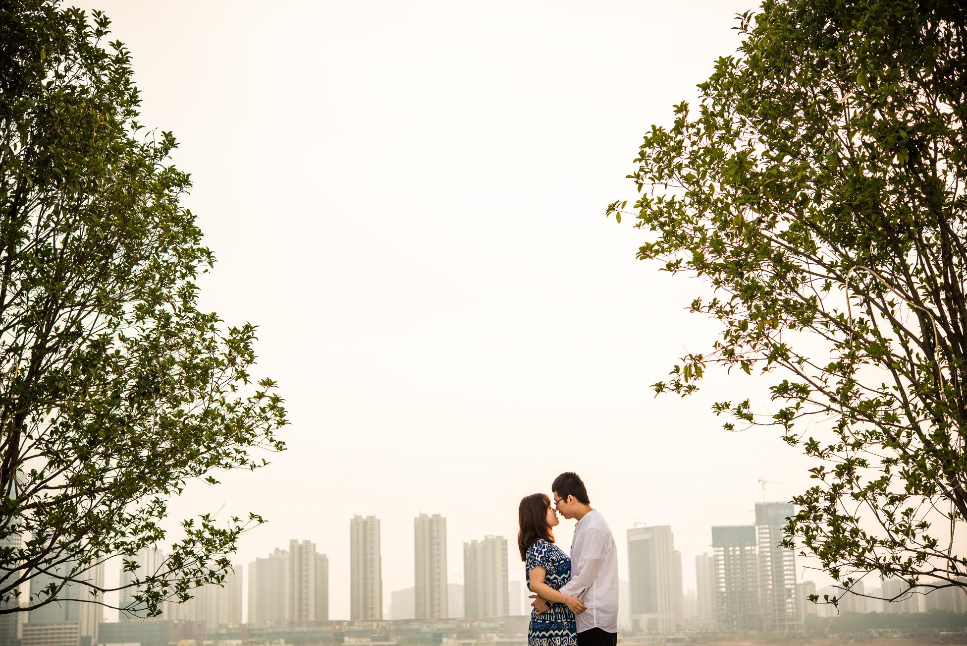 Changsha Couple's Session