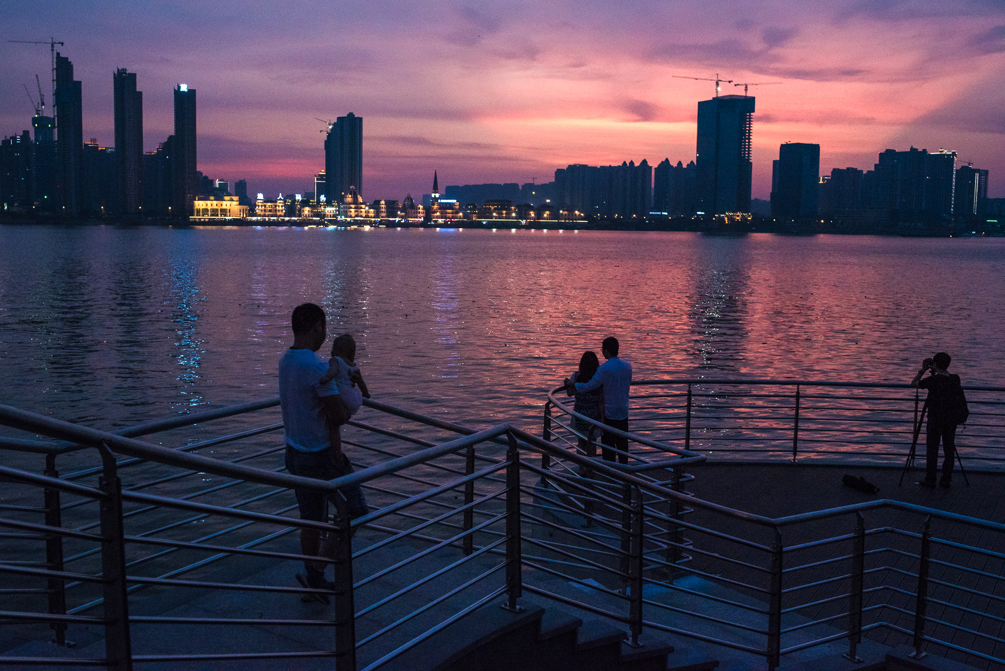 Changsha Skyline