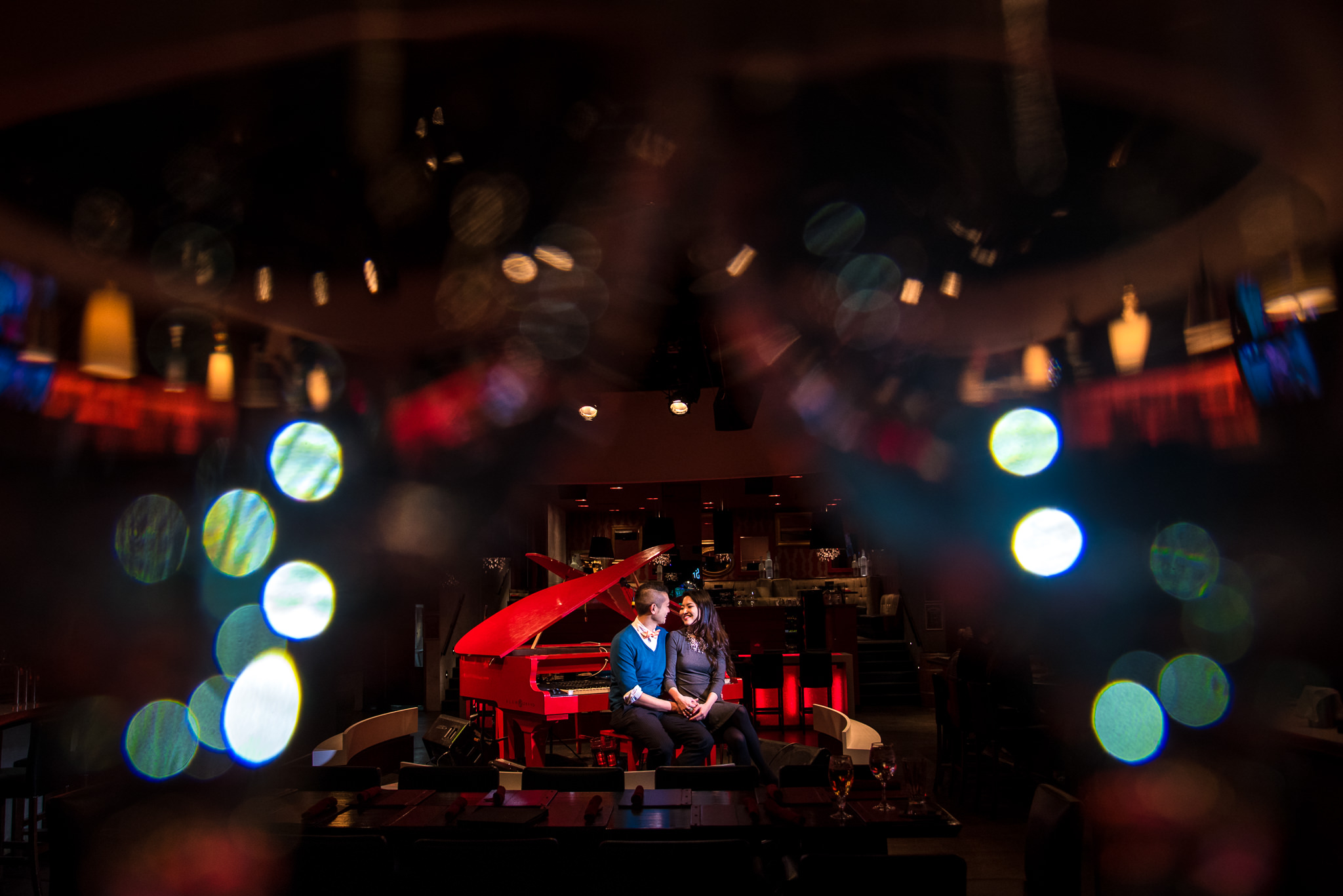 Red Piano Restaurant