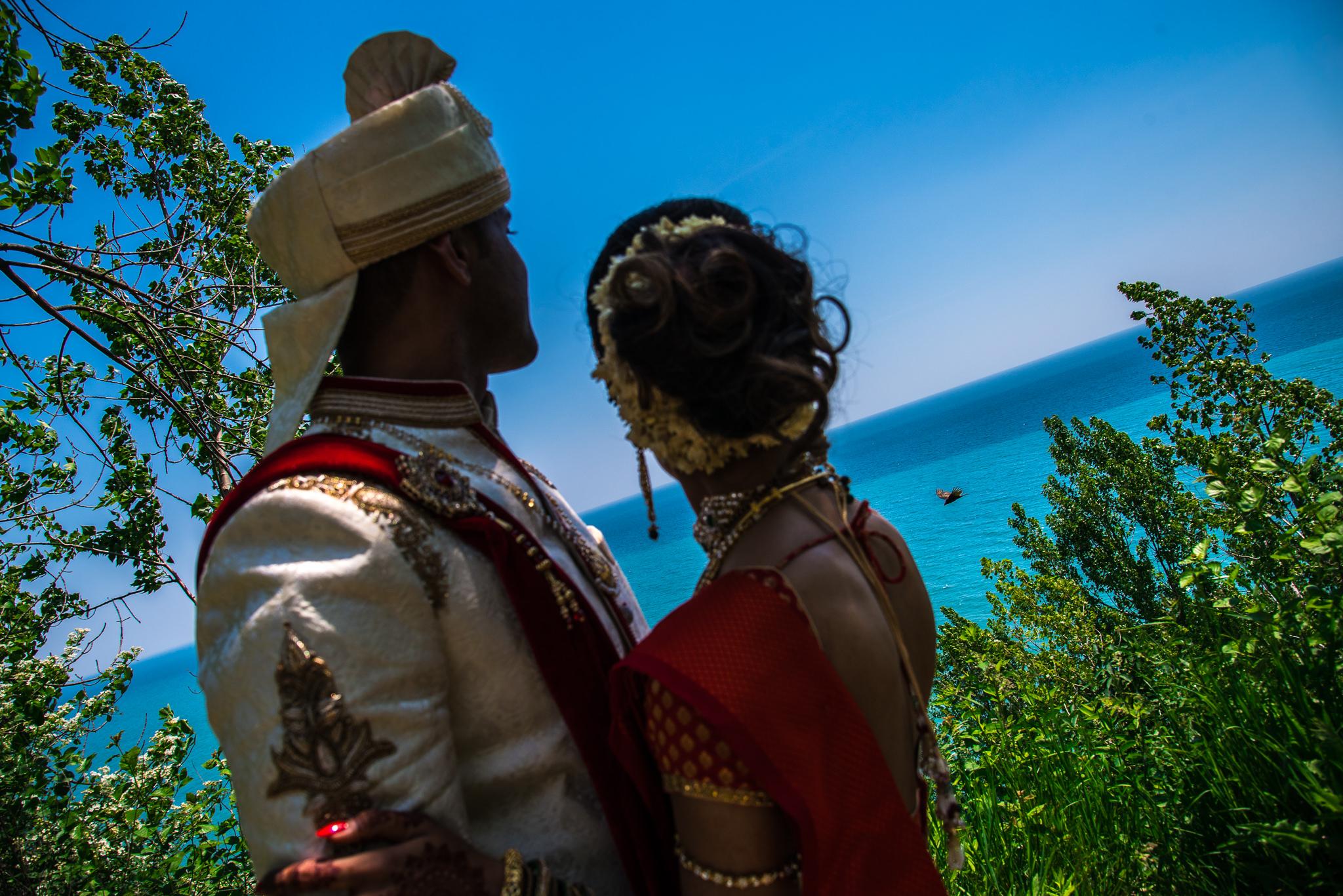 Scarborough Bluffs Wedding
