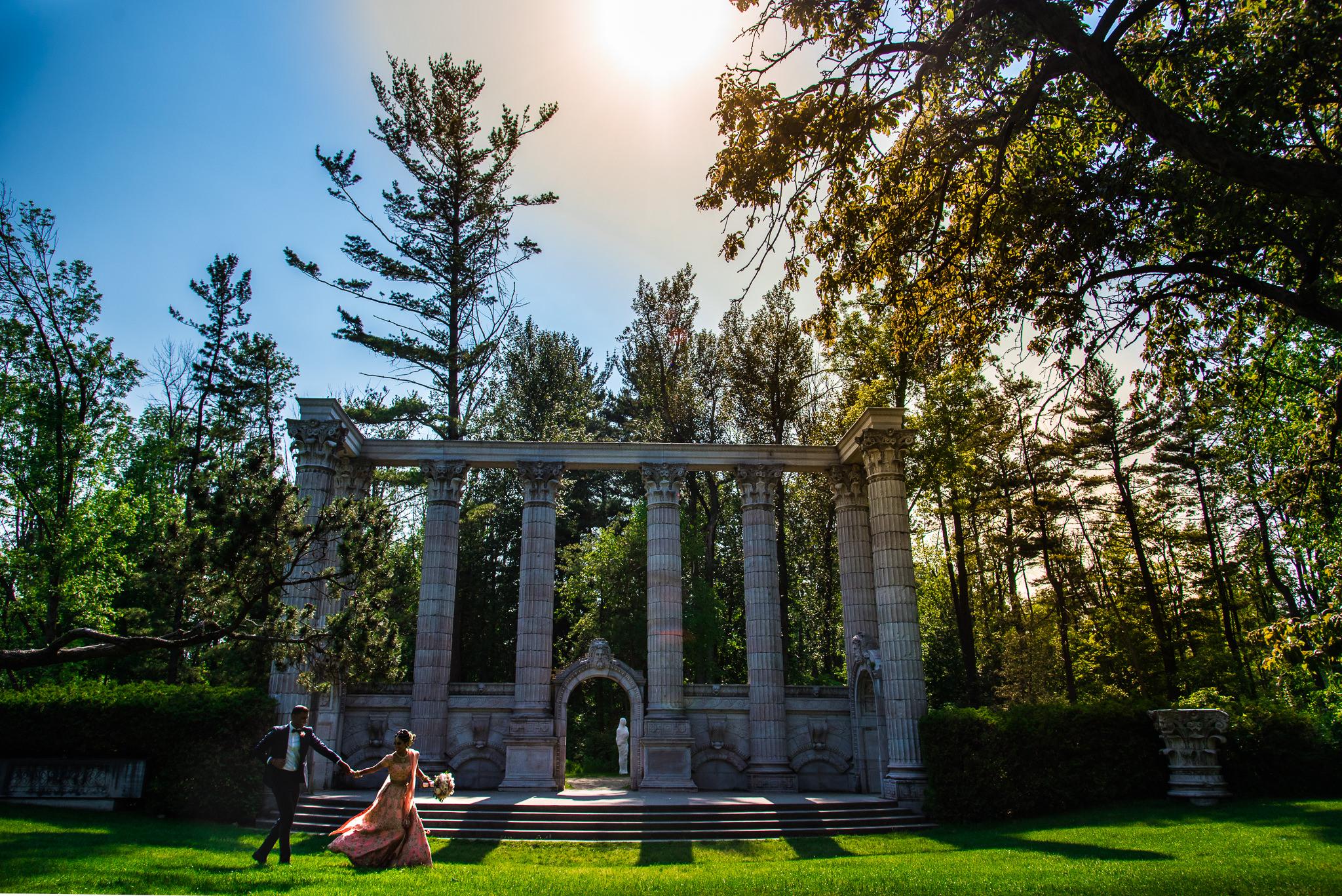 Guild Park and Gardens Wedding