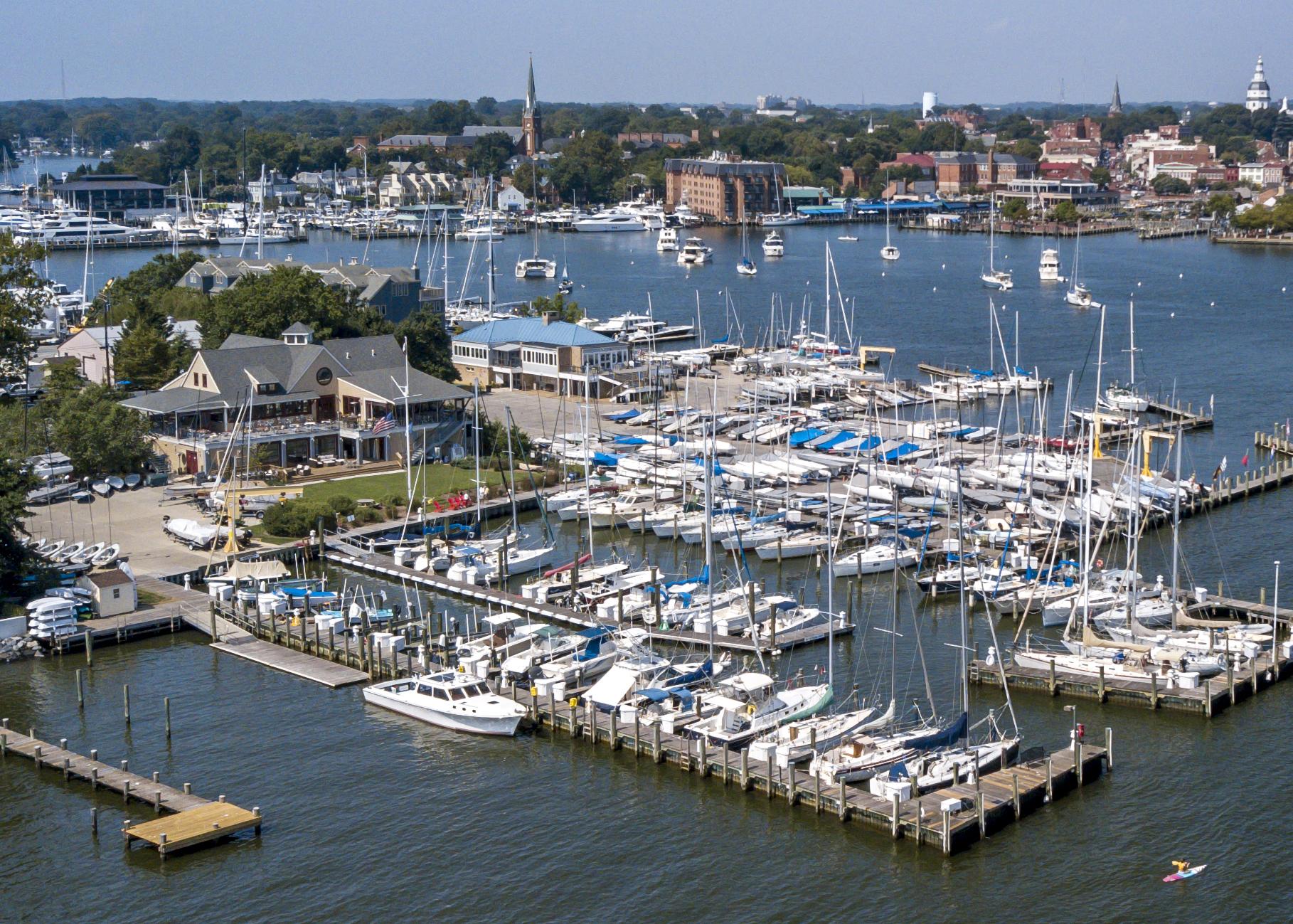 Eastport Yacht Club, Annapolis, MD