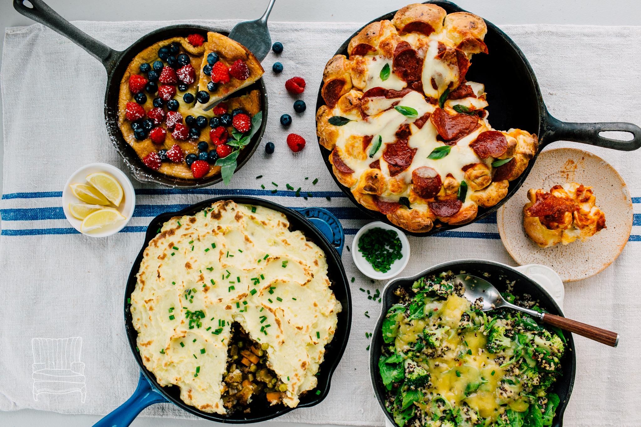 Seattle Food Photographer Katheryn Moran