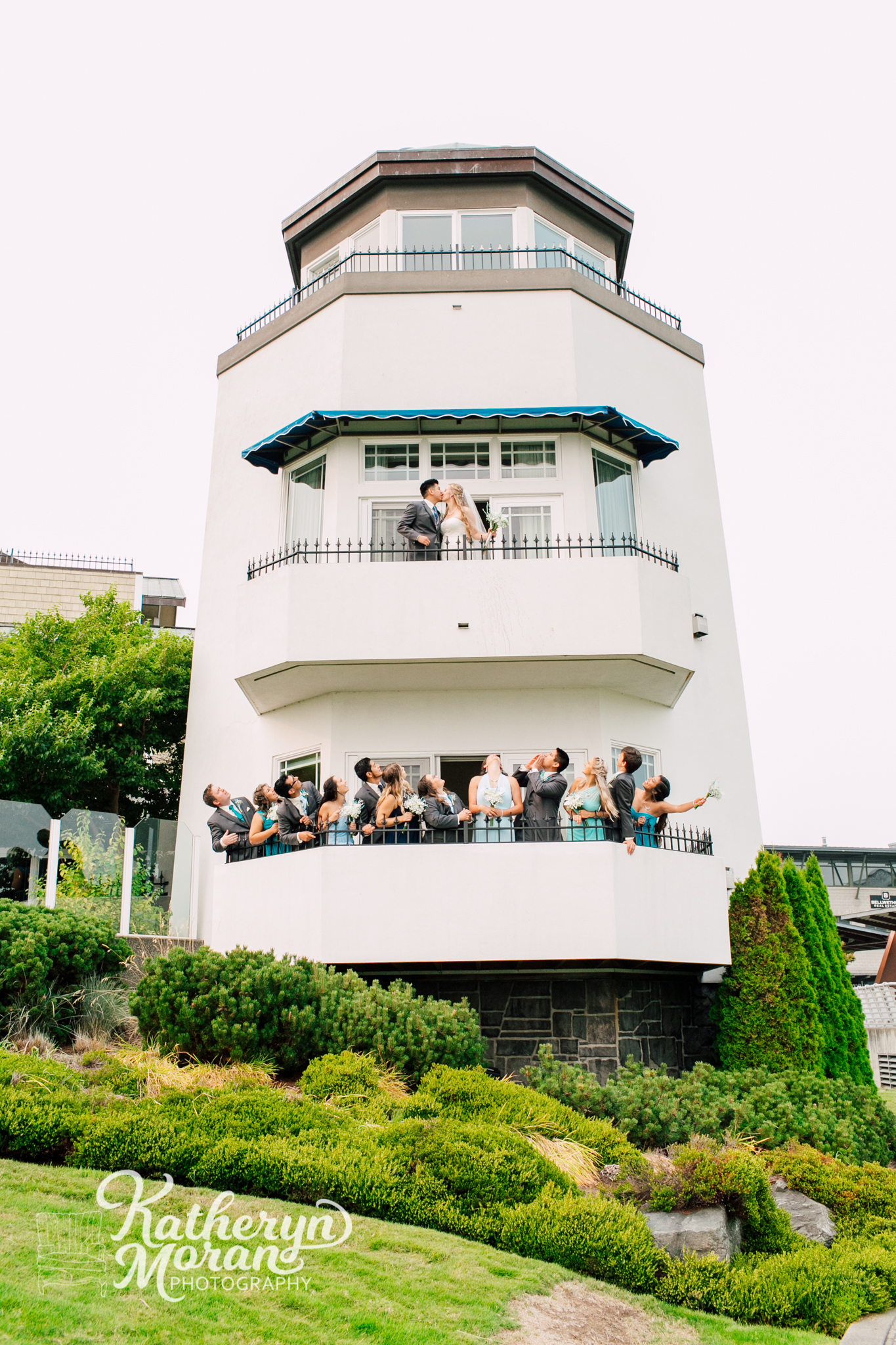 Bellingham Seattle Professional Wedding Photographer Katheryn Moran Photography