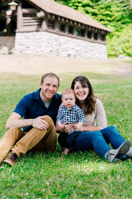 Bellingham Family Photographer Katheryn Moran Washington State Park Anacortes