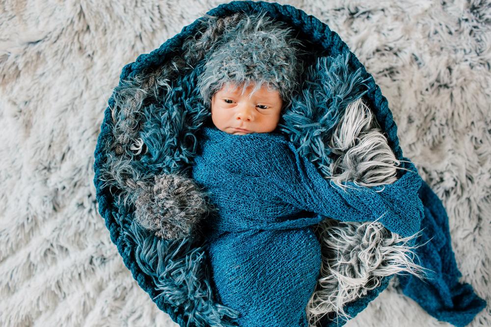 Bellingham Newborn Photographer Katheryn Moran