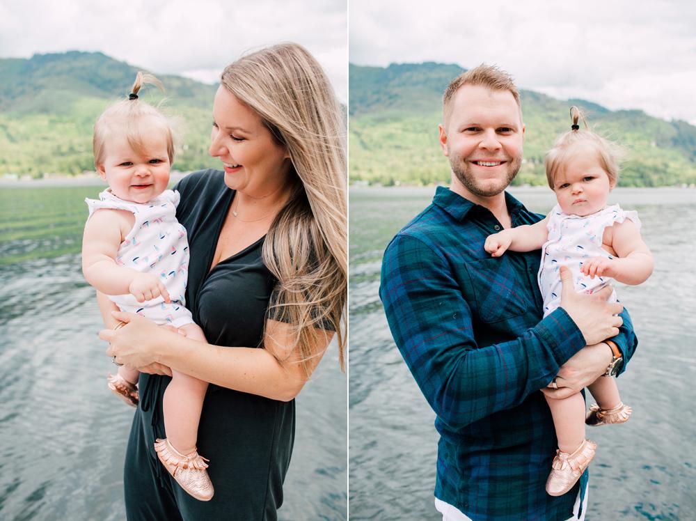 Bellingham Family Photographer Katheryn Moran Lake Samish