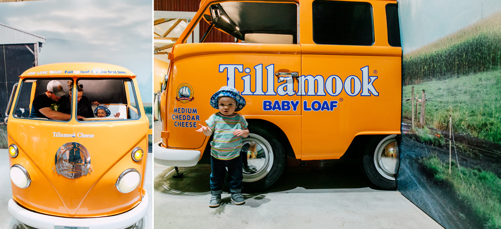 Oregon Photographer, Tillamook Cheese Factory, Pacific Beach