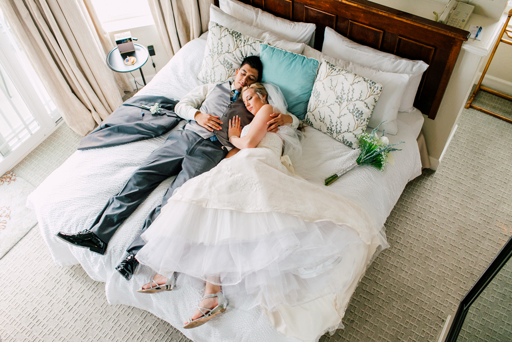 Bellingham Wedding Photographer, Katheryn Moran Bellwether Hotel