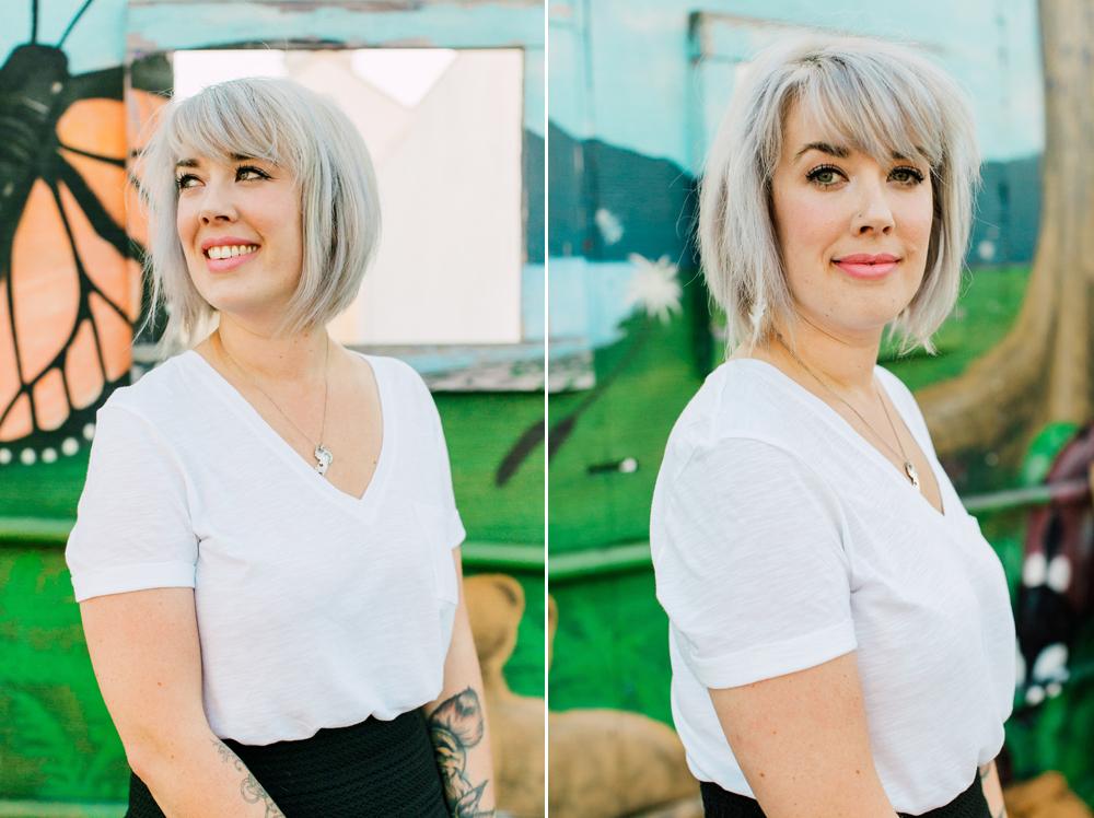 Bellingham Creative Headshot Photographer Katheryn Moran Dana Hardy Real Estate
