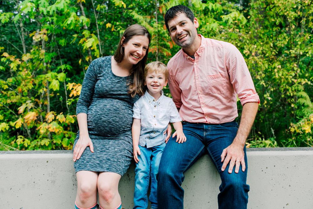 Bellingham Maternity Lifestyle Photographer Katheryn Moran