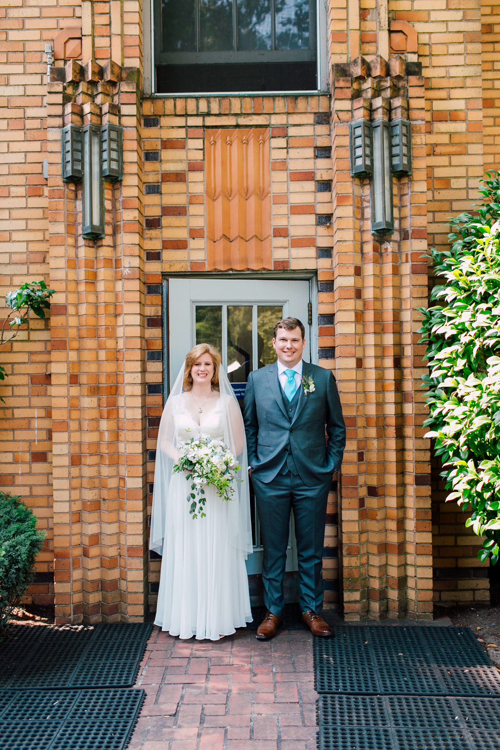 Seattle Wedding Photographer Katheryn Moran Pacific Tower Elyse Jayson
