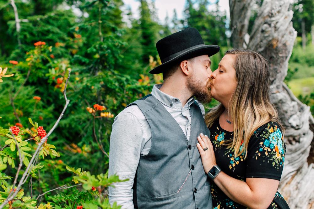 Bellingham Engagement Photographer, Bellingham Wedding Photographer, Mount Baker Engagement