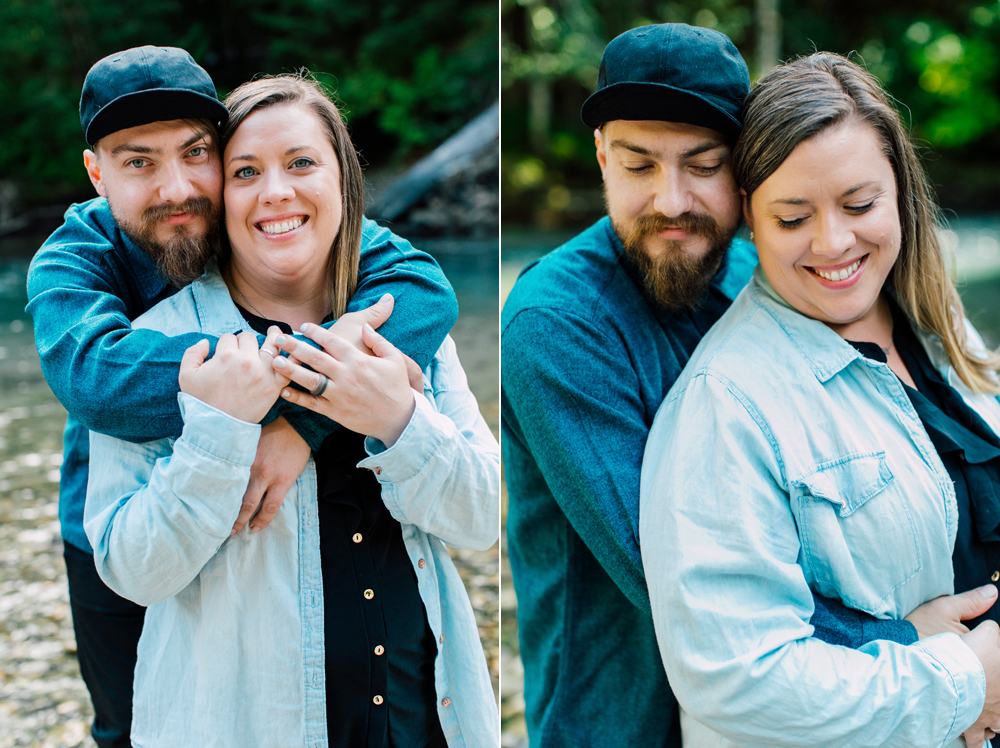 Bellingham Engagement Photographer, Bellingham Wedding Photographer, Mount Baker Engagement