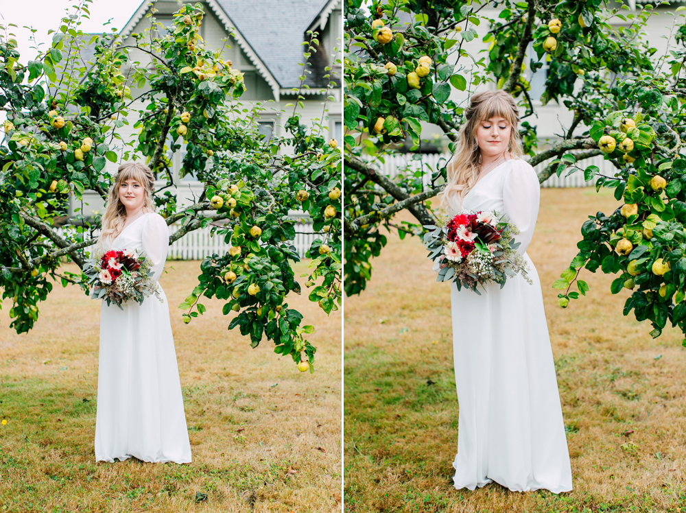Bellingham Wedding Photographer Hovander Park