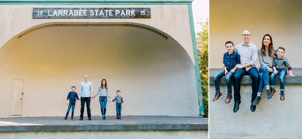 Bellingham Family Photographer Larrabee Park