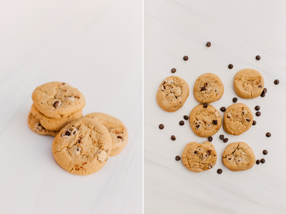 Bellingham Studio Food Photographer Antoninas Cookies