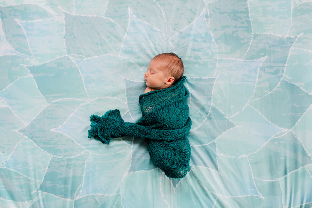 Bellingham Newborn Photographer Katheryn Moran Lifestyle Newborn Session
