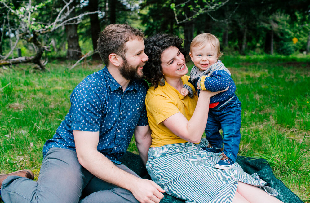 Bellingham Family Photographer, Bellingham Lifestyle Photographer, Katheryn Moran