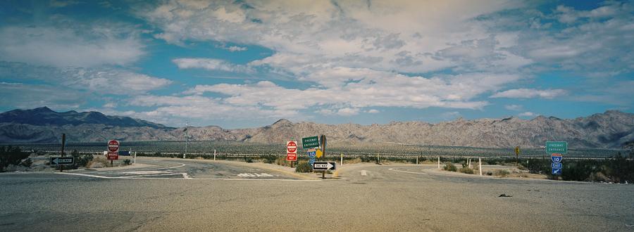 Hour Three - Red Cloud Mine Road, Desert Center, CA