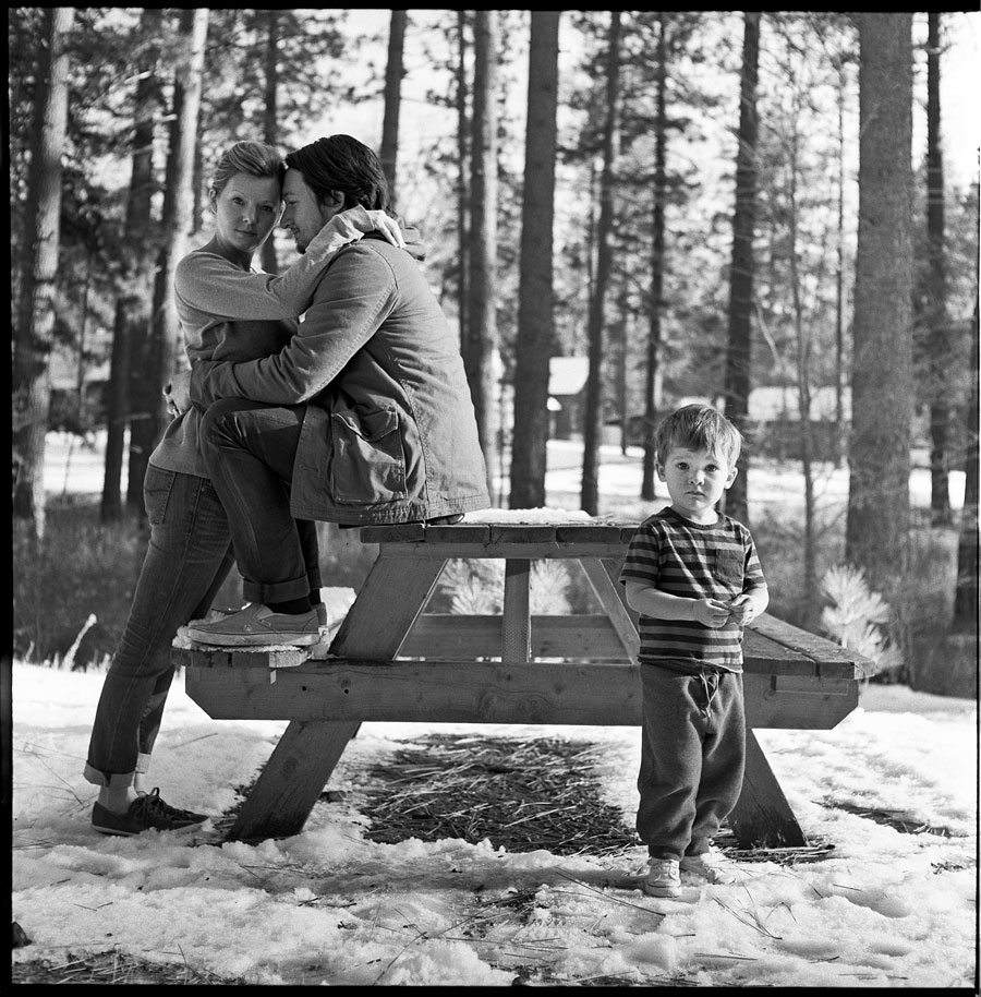 The Chans - The Inception of the Visitor Portraits - Photographed on a Hasselblad 500CM with a 80mm f2.8 lens onTRI-X film.