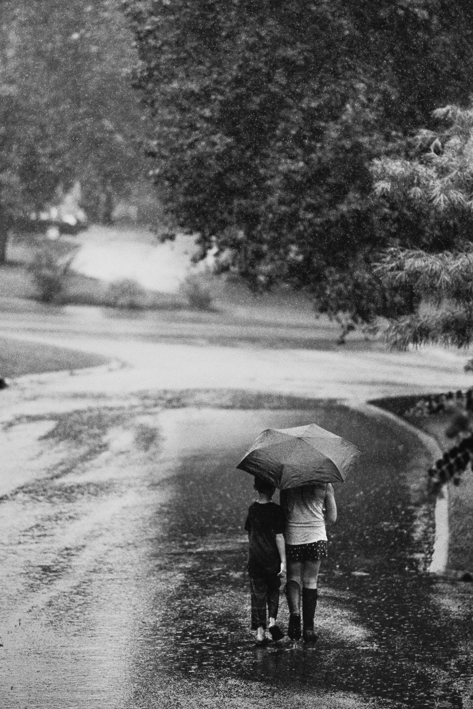 ^ Summer downpours.