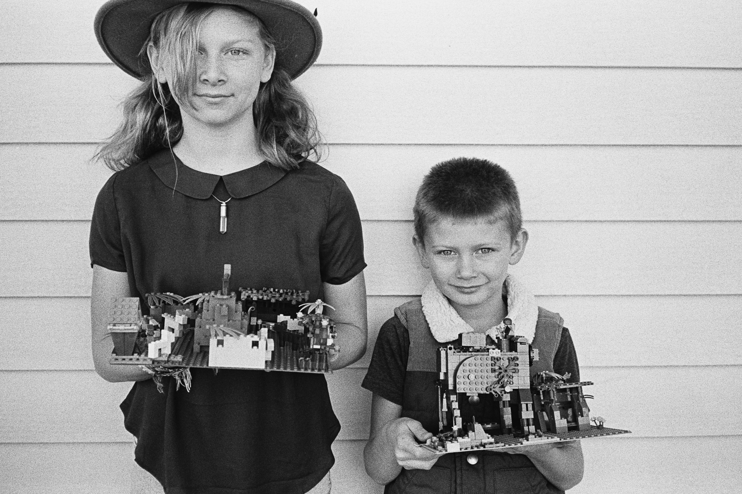 ^ The loinfruits entered a Lego maker competition at the Nashville library.