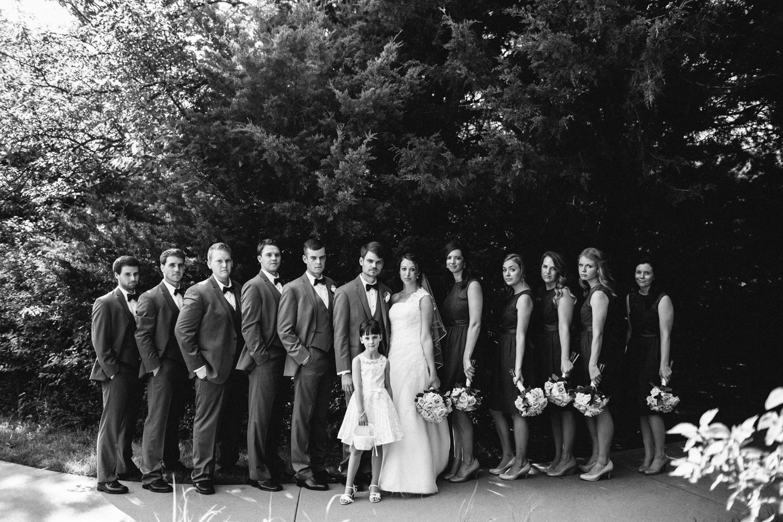 Wichita, Kansas Wedding Photographer - Neal Dieker - Wedding Photography-182.jpg