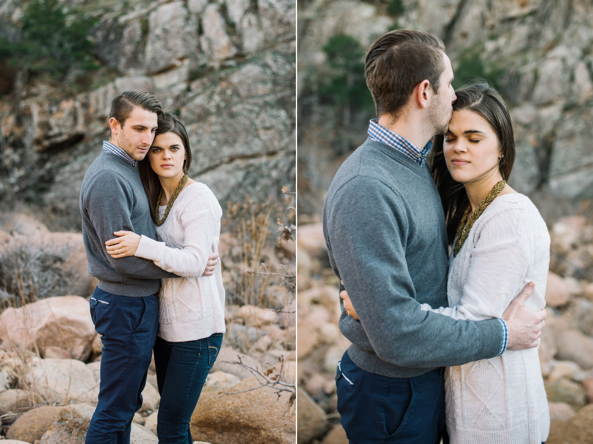 Wichita Kansas Engagement Photographer-Oklahoma Photographer-Wichita Mountains-Neal Dieker-110.jpg