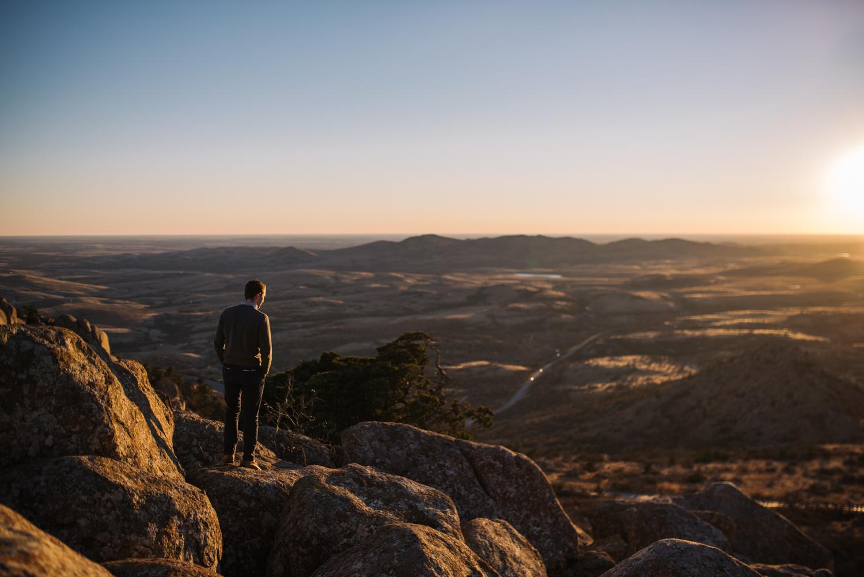 Wichita Kansas Engagement Photographer-Oklahoma Photographer-Wichita Mountains-Neal Dieker-139.jpg