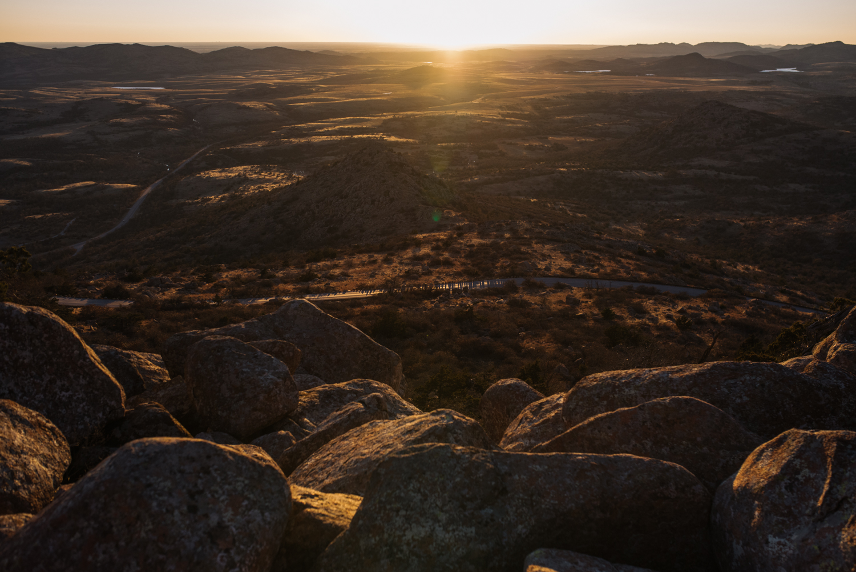 Wichita Kansas Engagement Photographer-Oklahoma Photographer-Wichita Mountains-Neal Dieker-140.jpg