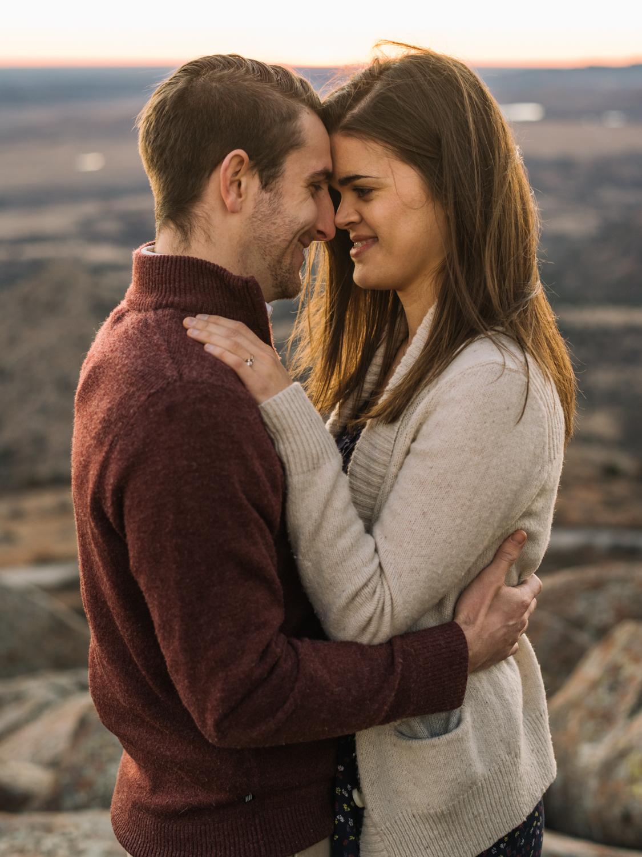 Wichita Kansas Engagement Photographer-Oklahoma Photographer-Wichita Mountains-Neal Dieker-145.jpg