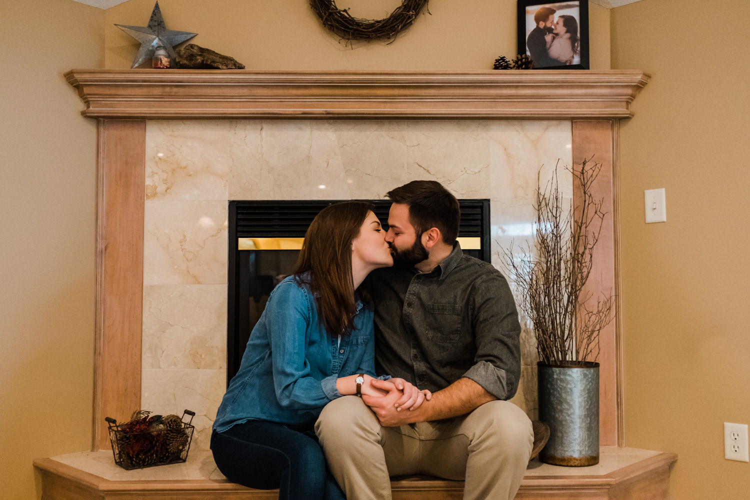 Wichita, Kansas Couples Session-In Home Session-Anniversary Session-Wichita, Kansas Portrait Photographer-Neal Dieker-162.jpg