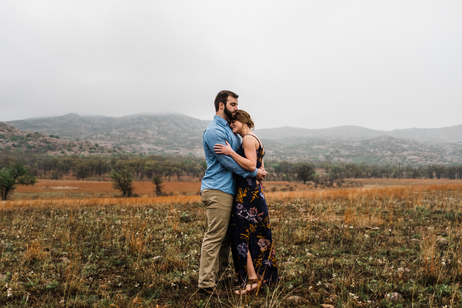 Oklahoma Engagement-Neal Dieker-Oklahoma Wedding Photography-Wichita Mountains-Wichita, Kansas Portrait Photographer-177.jpg