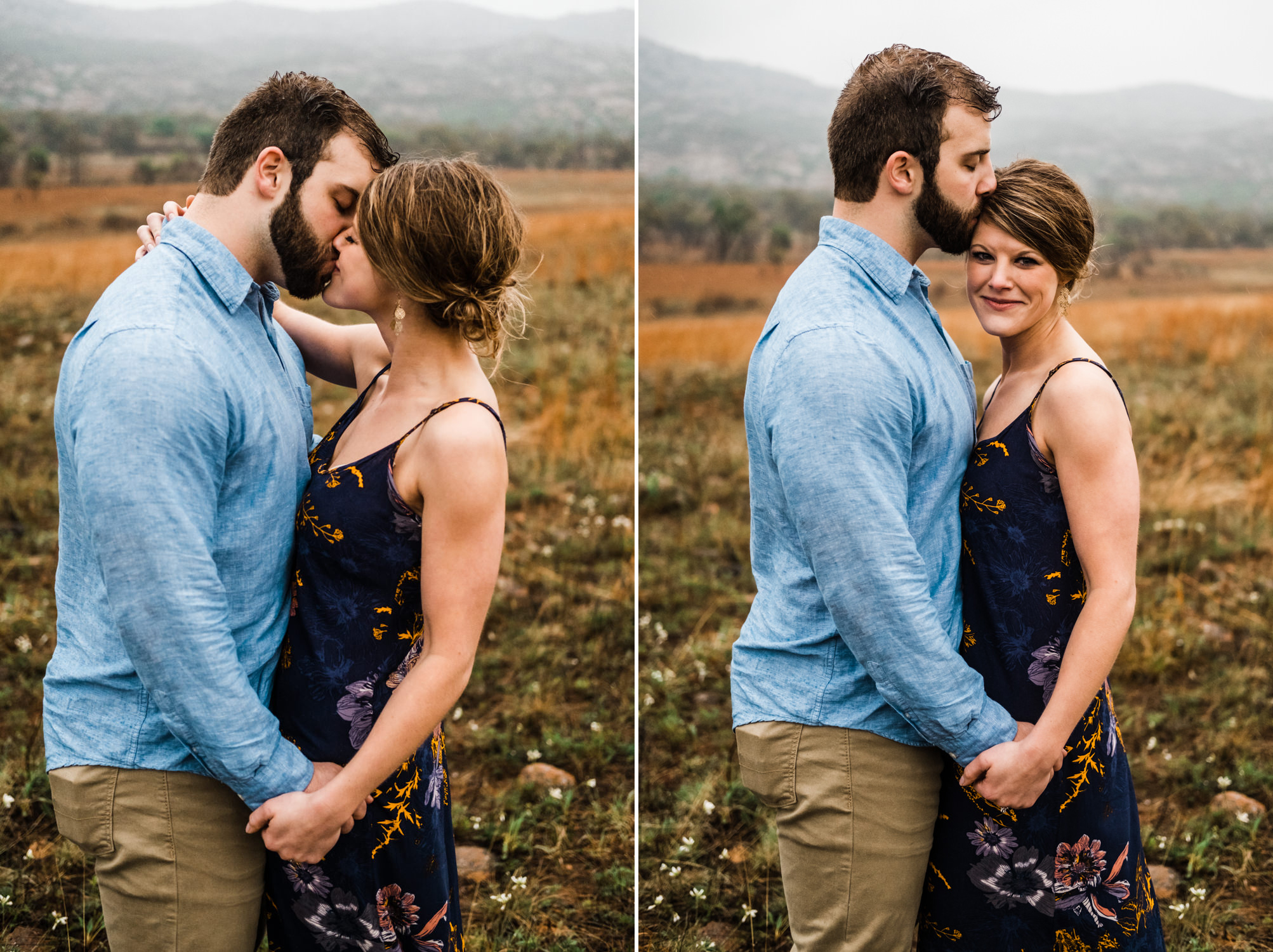 Oklahoma Engagement-Neal Dieker-Oklahoma Wedding Photography-Wichita Mountains-Wichita, Kansas Portrait Photographer-181.jpg