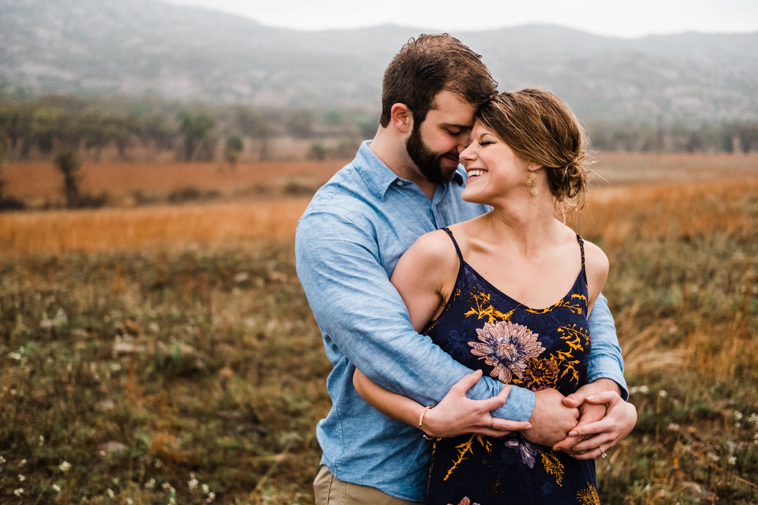 Oklahoma Engagement-Neal Dieker-Oklahoma Wedding Photography-Wichita Mountains-Wichita, Kansas Portrait Photographer-190.jpg