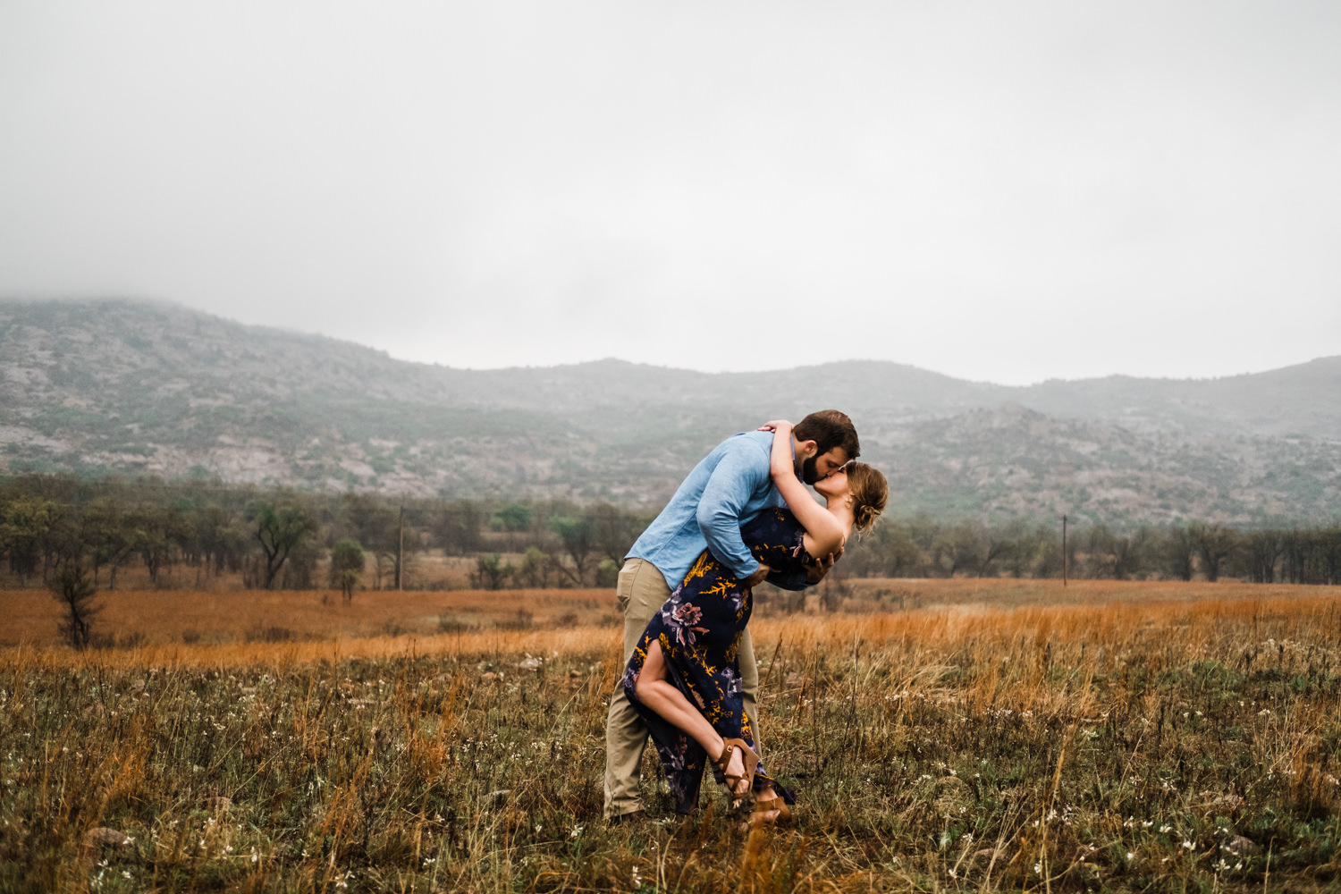 Oklahoma Engagement-Neal Dieker-Oklahoma Wedding Photography-Wichita Mountains-Wichita, Kansas Portrait Photographer-192.jpg