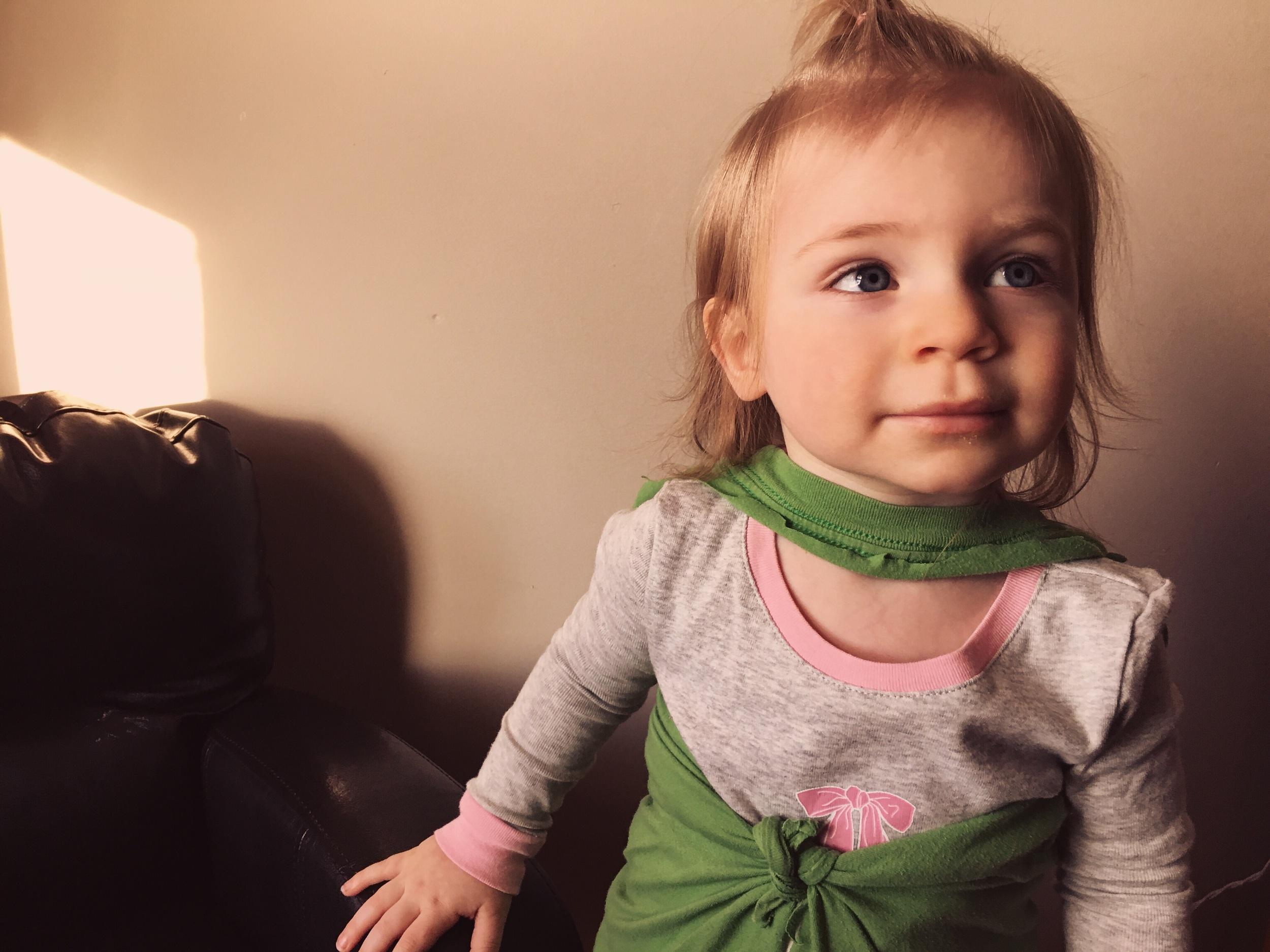 The Green Duchess!