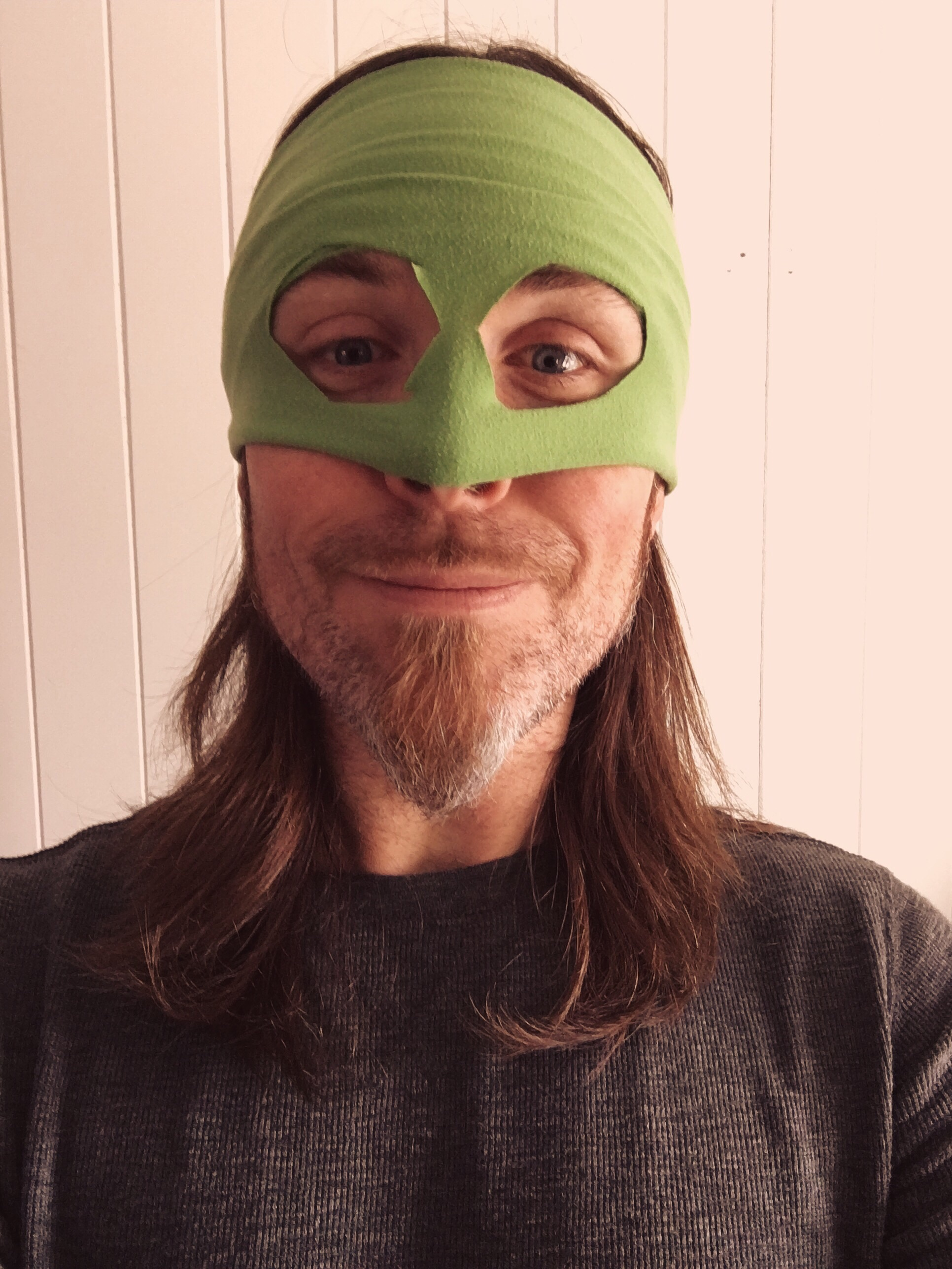 The Green Conquistador!
