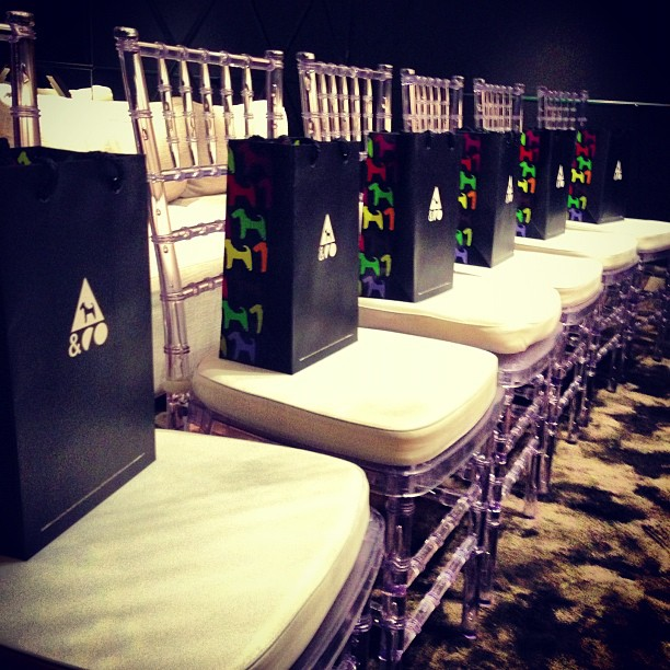 Gift Bags for every guest