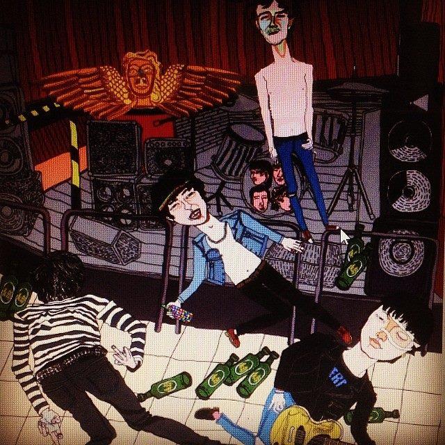 Illustration by  Lili