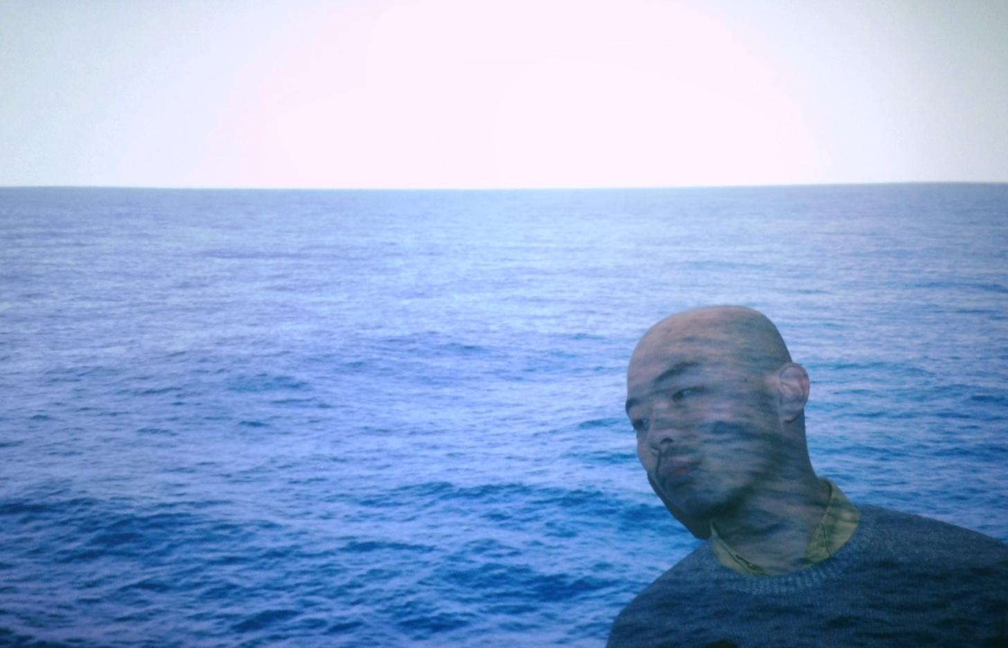 聽~~海哭的聲音