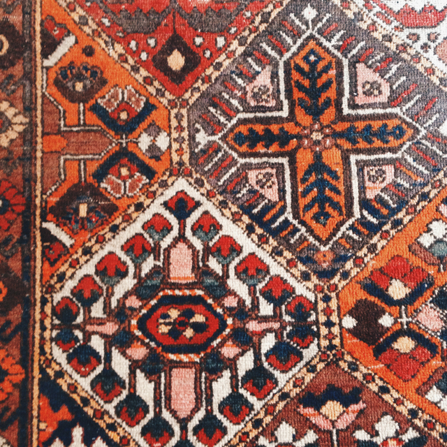 Awesome patterned rug, 2.