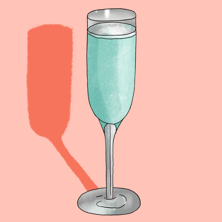 The Tiffany & Co. Cocktail