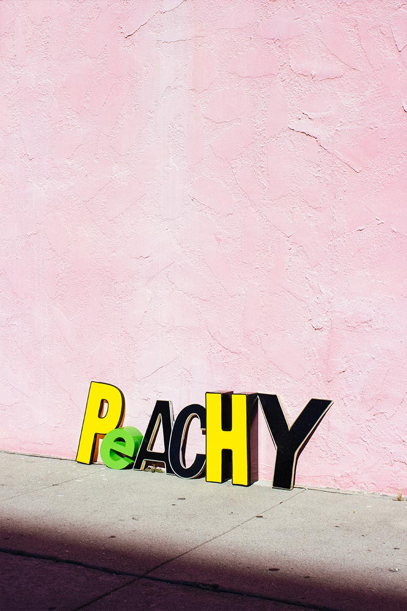 Peachy | Julia Walck