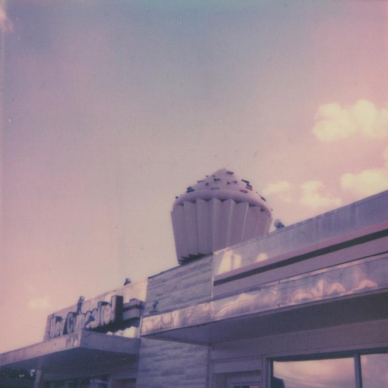 Polaroid | Hey Cupcake! | Austin, TX | Julia Walck