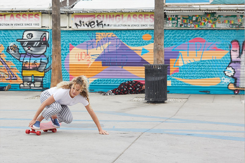 Cool It Skateboard | Society6 x Julia Walck