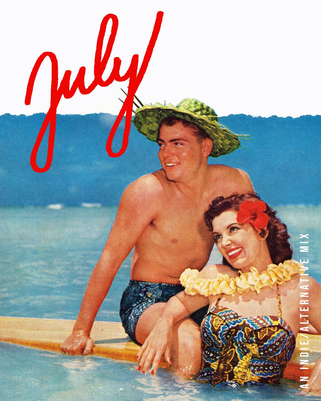 July '19 Playlist   Julia Walck